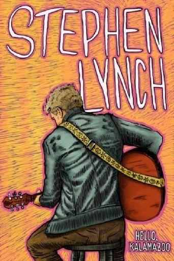 Stephen Lynch: Hello Kalamazoo Poster