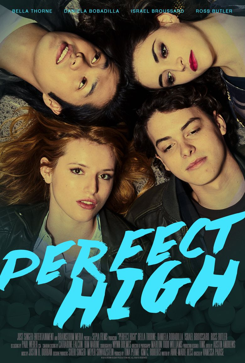Perfect High Poster