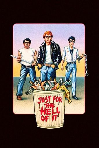 Just for the Hell of It Poster