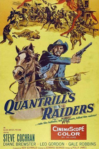 Quantrill's Raiders Poster