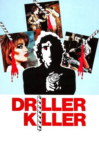 The Driller Killer Poster