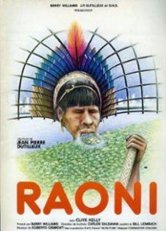 Raoni Poster