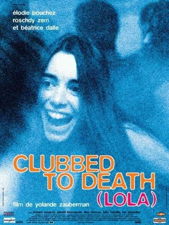 Clubbed to Death Poster