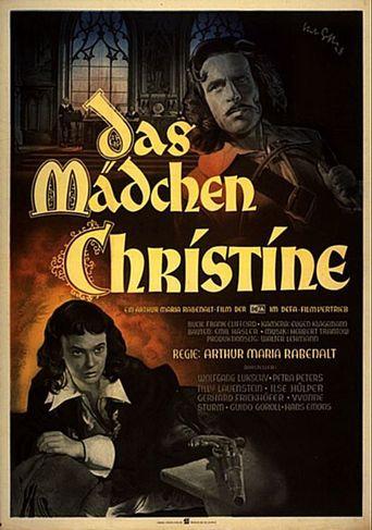Das Mädchen Christine Poster