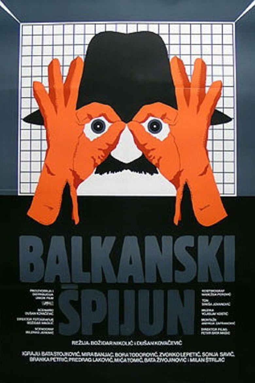 Balkan Spy Poster