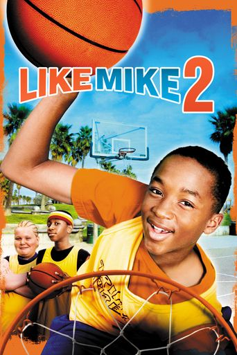 Like Mike 2: Streetball Poster