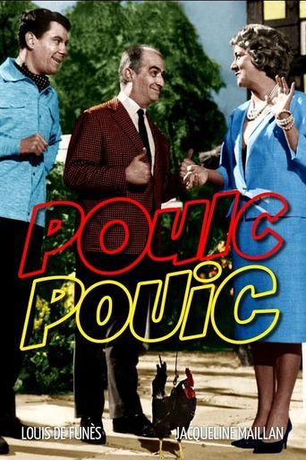 Pouic-Pouic Poster