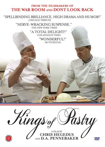 Watch Kings of Pastry