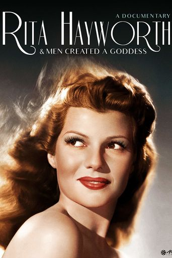 Rita Hayworth: And Men Created a Goddess Poster