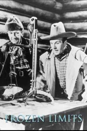 The Frozen Limits Poster