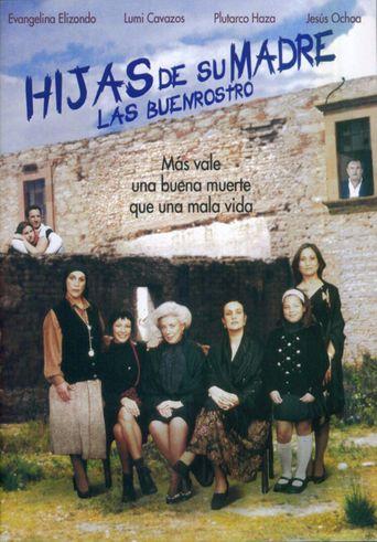 Hijas de su madre: Las Buenrostro Poster