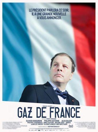 Gaz de France Poster