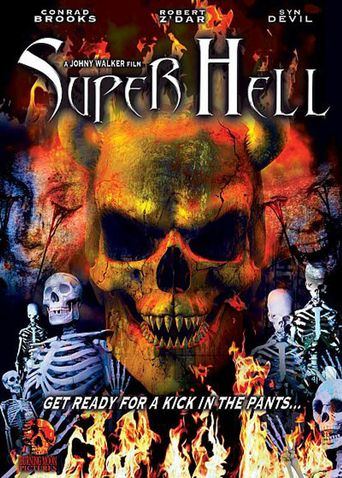 Super Hell 2 Poster