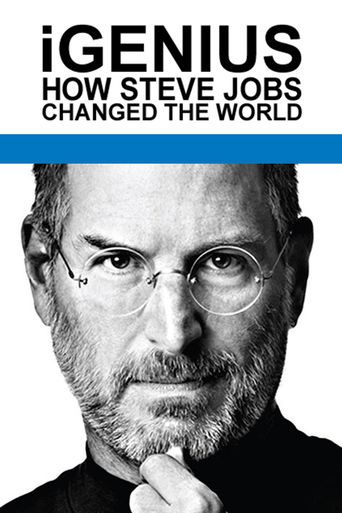 iGenius: How Steve Jobs Changed the World Poster