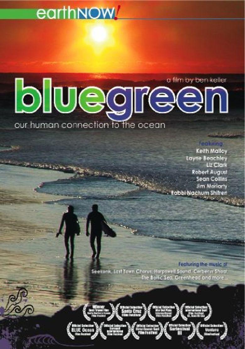 BlueGreen Poster