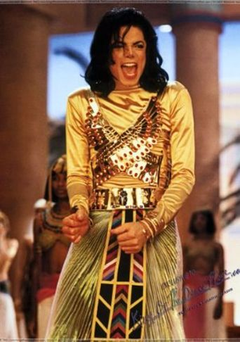 Michael Jackson - Remember the Time Poster