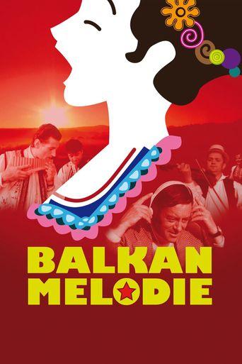 Balkan Melody Poster