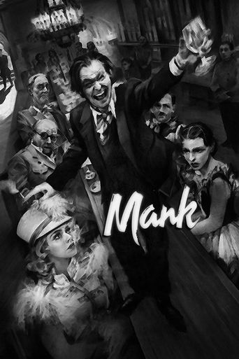 Mank Poster
