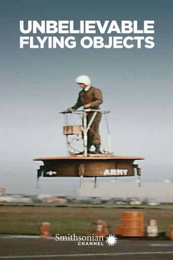 Unbelievable Flying Objects Poster