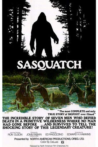 Sasquatch, the Legend of Bigfoot Poster