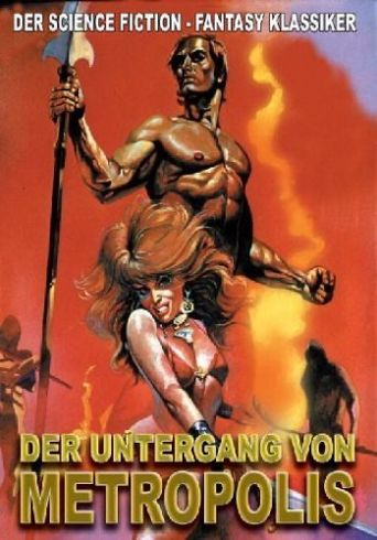The Giant of Metropolis Poster