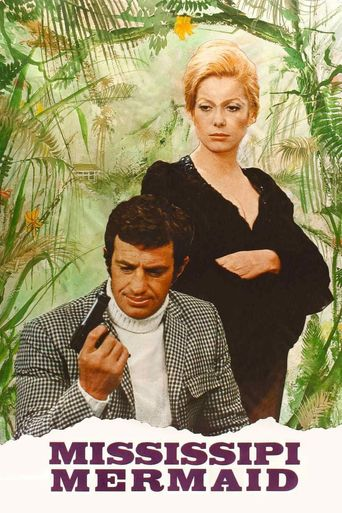 Mississippi Mermaid Poster
