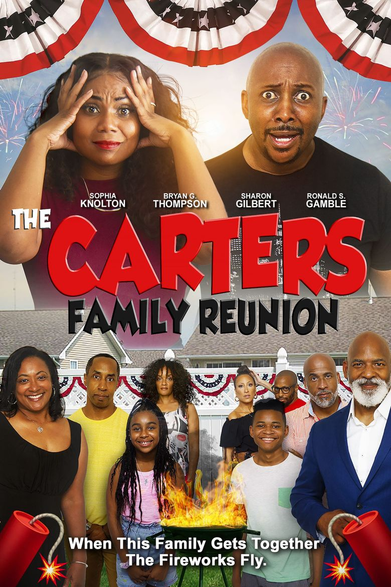 The Carter's Family Reunion Poster