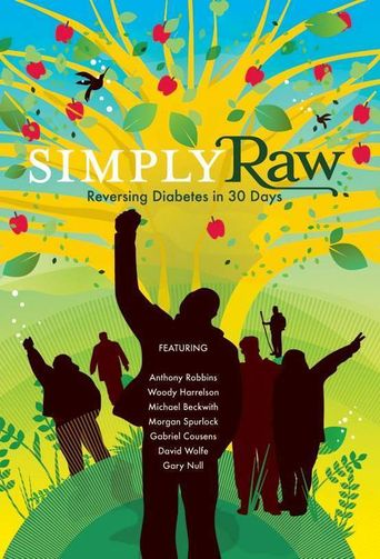 Simply Raw Poster