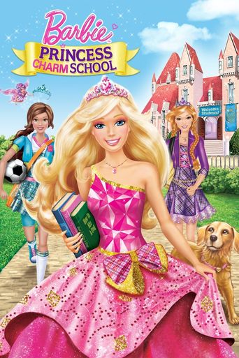 Watch Barbie: Princess Charm School