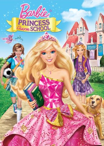 Barbie: Princess Charm School Poster