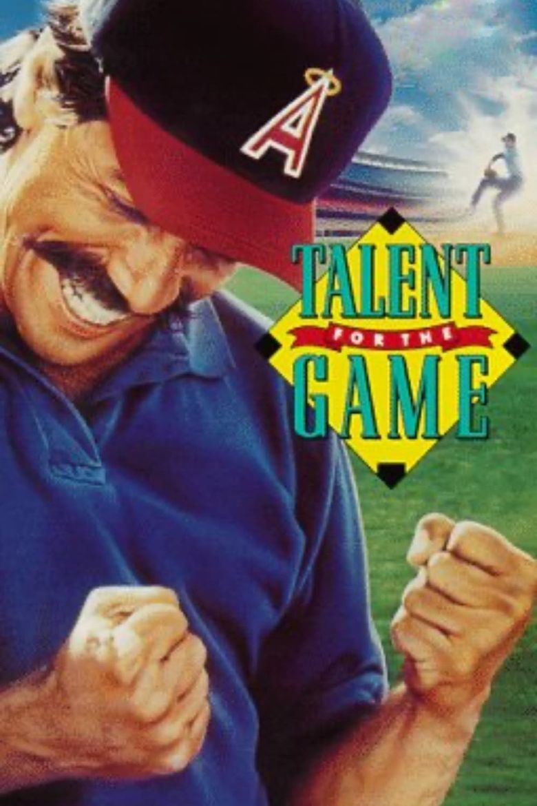 Talent for the Game Poster