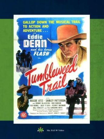 Tumbleweed Trail Poster