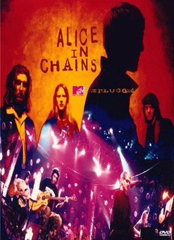 Alice In Chains - MTV Unplugged Poster