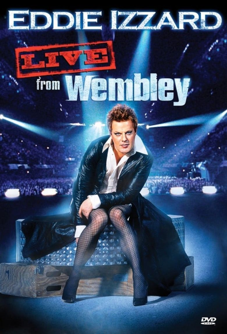 Watch Eddie Izzard: Live from Wembley
