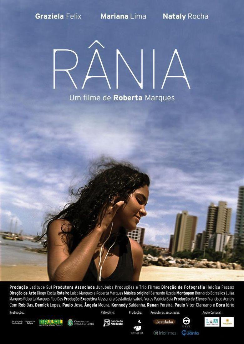 Rânia Poster
