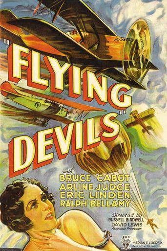 Flying Devils Poster