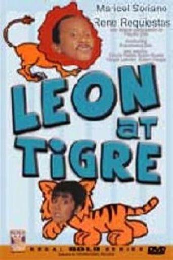 Leon At Tigre Poster
