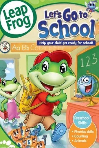 LeapFrog: Lets Go To School Poster