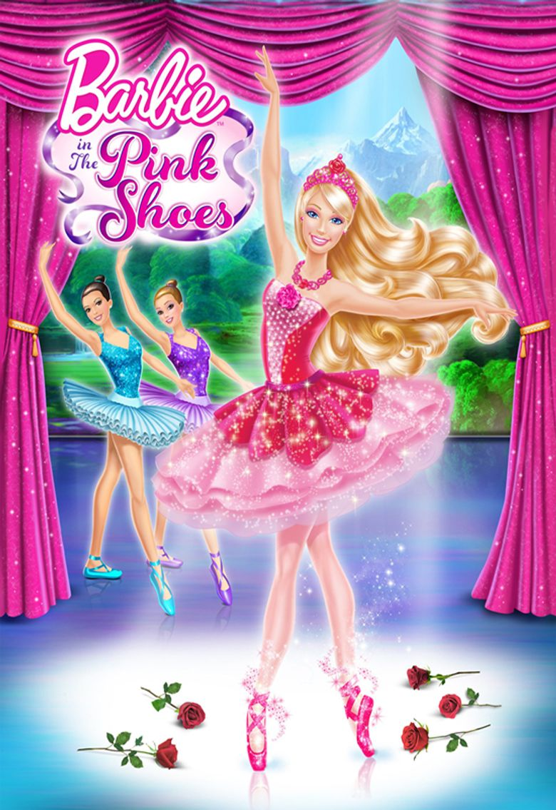 Barbie in the Pink Shoes Poster