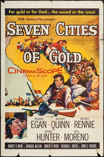 Seven Cities of Gold Poster