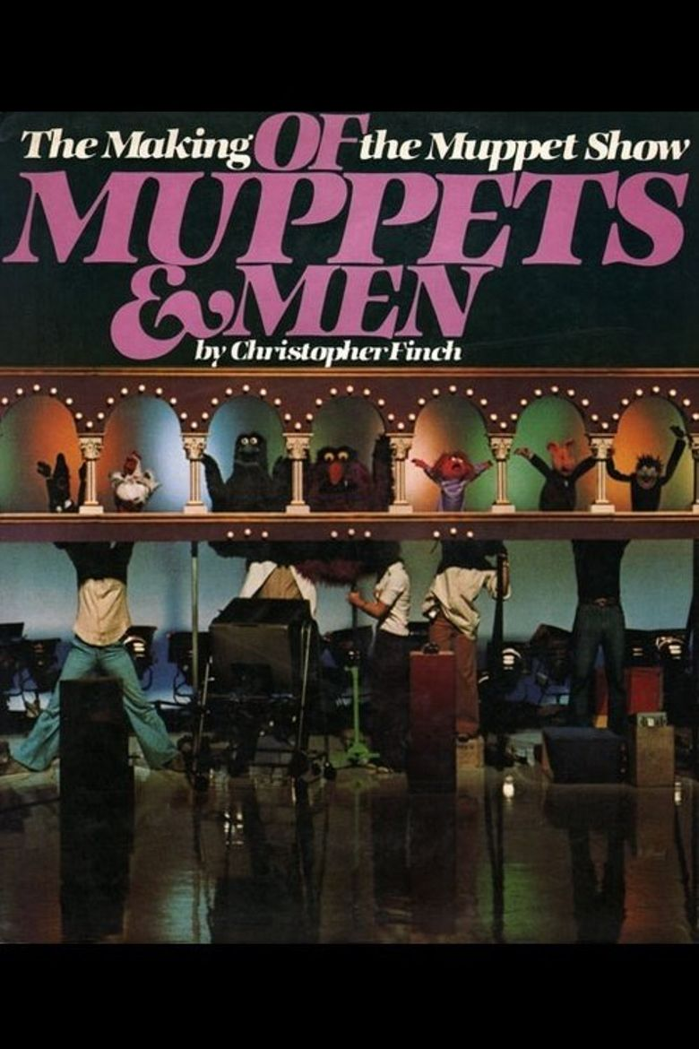 Of Muppets & Men: The Making of the Muppet Show Poster