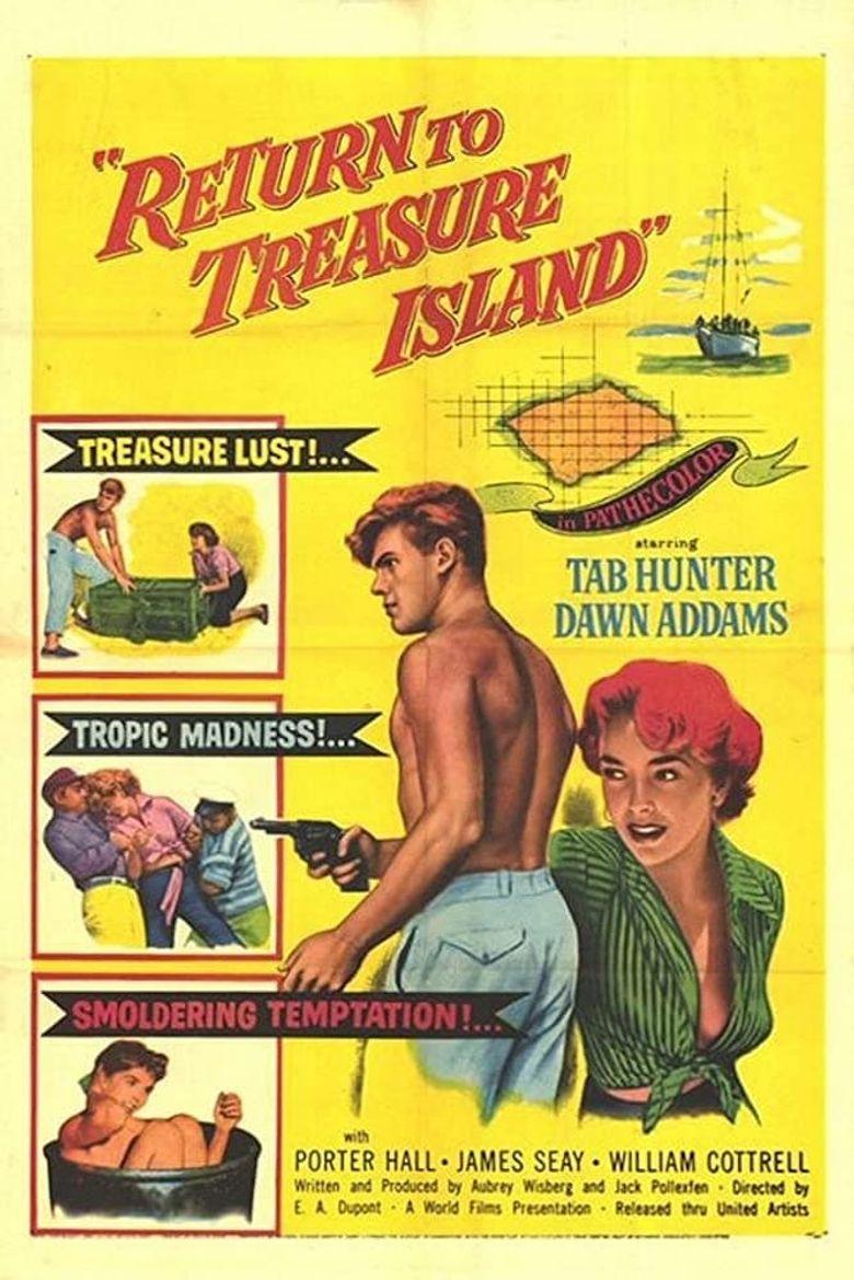 Return to Treasure Island Poster