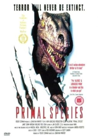 Carnosaur 3: Primal Species Poster