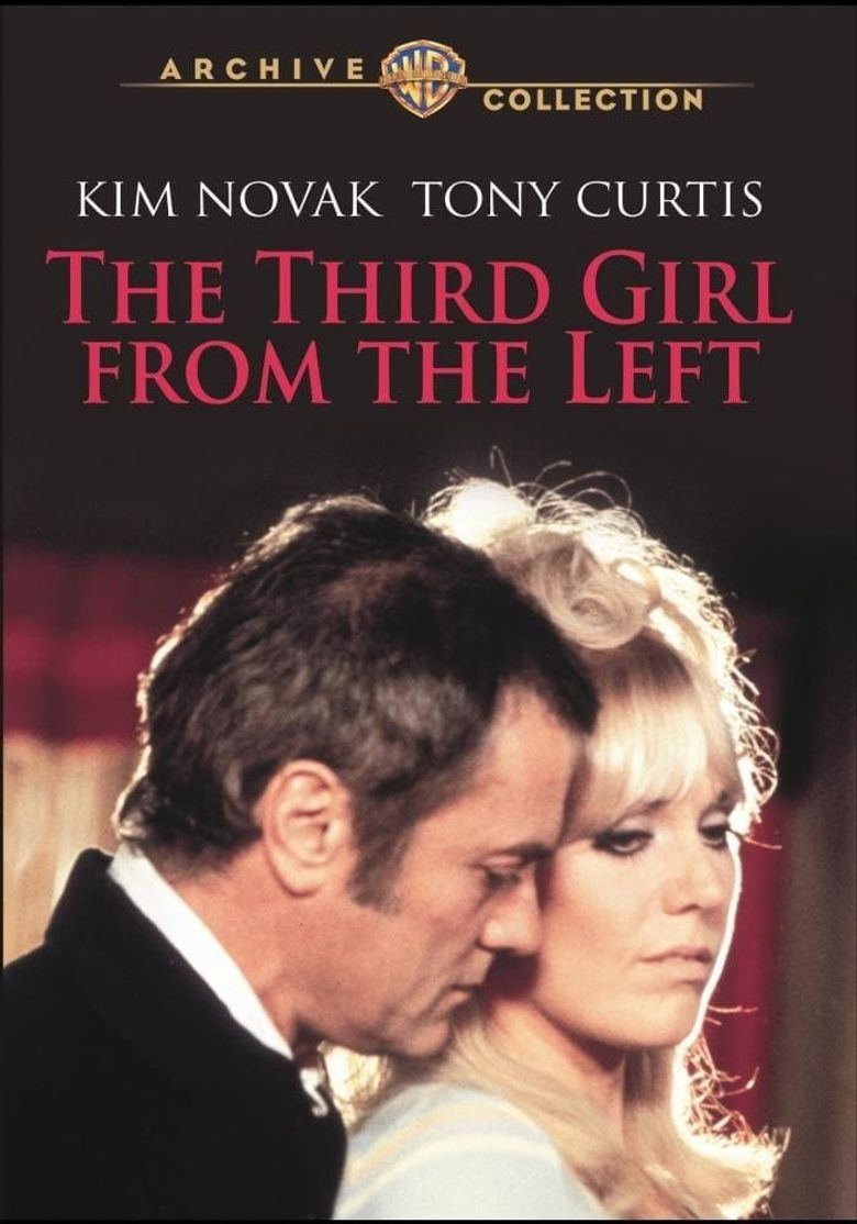 The Third Girl from the Left Poster