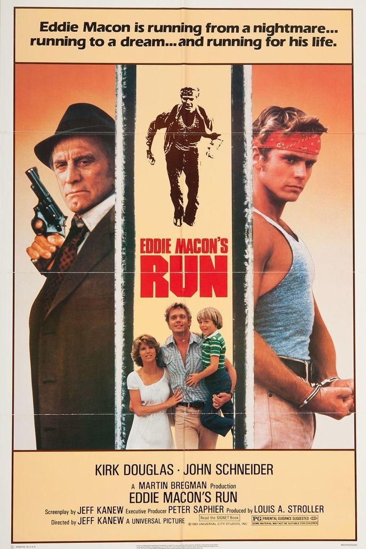 Eddie Macon's Run Poster