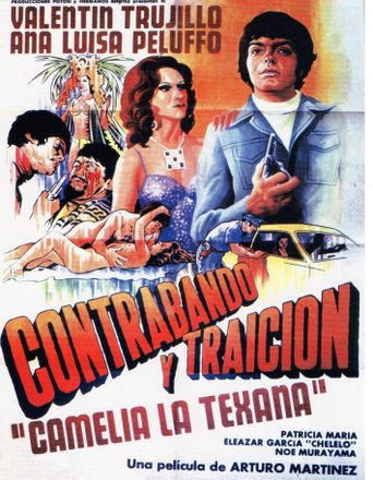 Contrabando y Traicion Poster