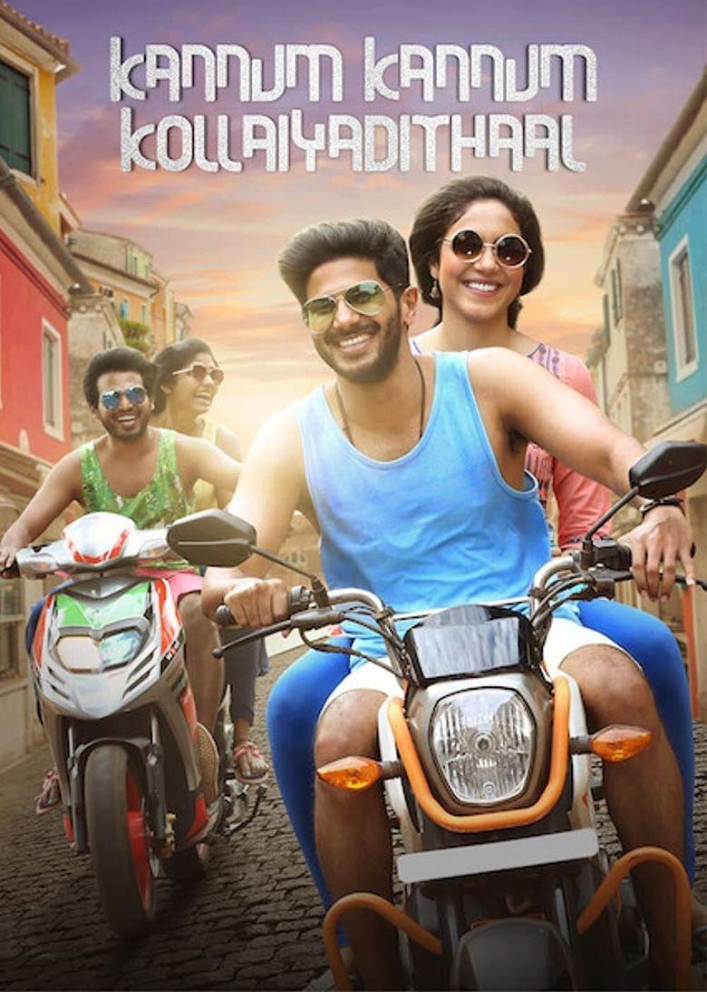 Kannum Kannum Kollaiyadithaal Poster