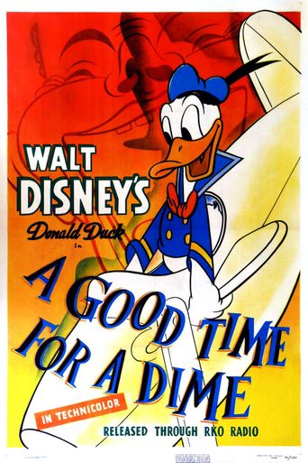 A Good Time for a Dime Poster