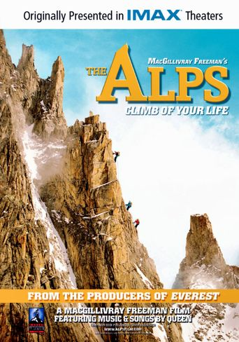 The Alps - Climb of Your Life Poster