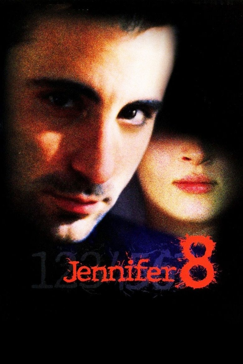 Jennifer Eight Poster